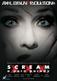 Scream XXX Parody