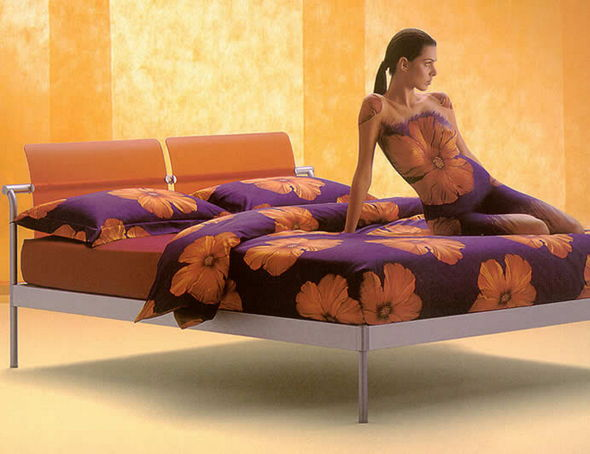 Bed ad